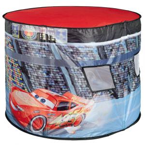 Cort de joaca John Cars cu lampa 110x87x75 cm [0]
