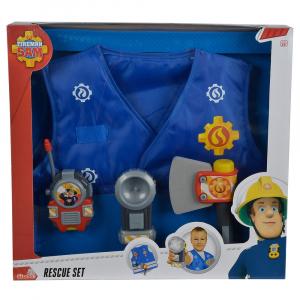 Costum pompieri Simba Fireman Sam4