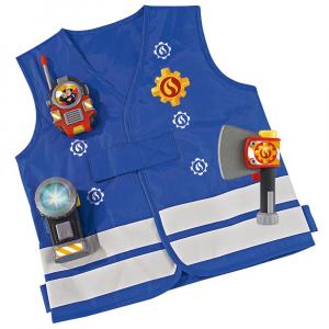 Costum pompieri Simba Fireman Sam0