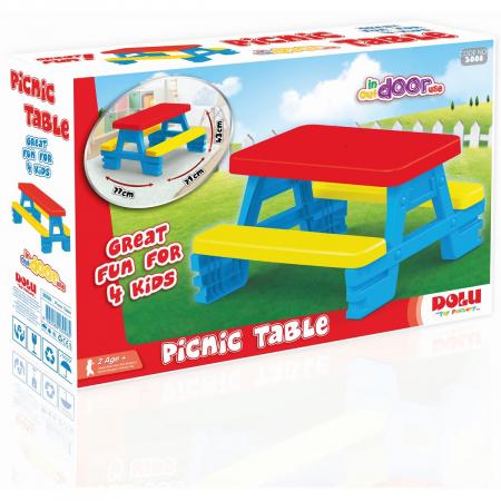 DOLU Masuta de picnic0