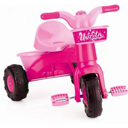 Tricicleta roz unicorn [0]