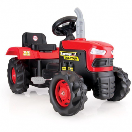 DOLU Tractor cu pedale [0]