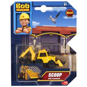 Excavator Dickie Toys Bob Constructorul Action Team Scoop [2]