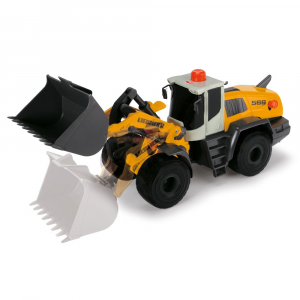 Excavator Dickie Toys Liebherr Air Pump Loader [1]