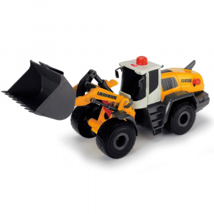 Excavator Dickie Toys Liebherr Air Pump Loader [0]