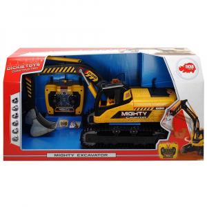 Excavator Dickie Toys Mighty cu telecomanda [1]