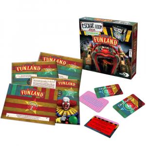 Extindere joc Noris Escape Room Funland [0]