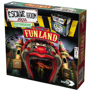 Extindere joc Noris Escape Room Funland [1]