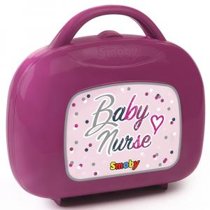 Gentuta pentru ingrijire papusi Smoby Baby Nurse mov [1]