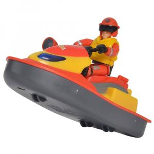 Jet Sky Simba Fireman Sam Juno cu figurina si accesorii3