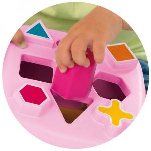 Jucarie cu sortator Smoby Cotoons roz [2]