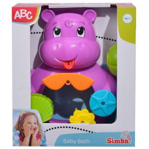 Jucarie de baie Simba ABC Hipopotam [6]