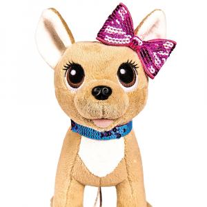 Jucarie de plus Simba Catel Chi Chi Love Swap fashion 20 cm cu geanta1