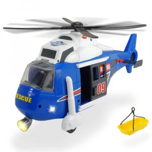Jucarie Dickie Toys Elicopter Air Rescue cu sunete si lumini0