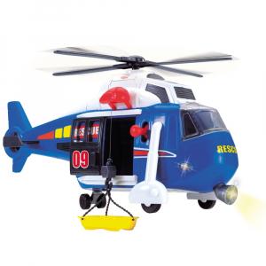 Jucarie Dickie Toys Elicopter Air Rescue cu sunete si lumini3