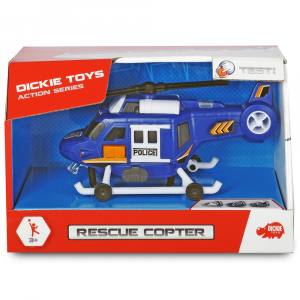 Jucarie Dickie Toys Elicopter de politie Helicopter FO [5]