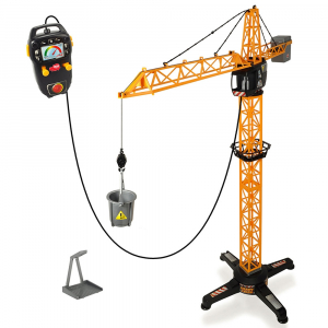 Jucarie Dickie Toys Macara Giant Crane cu telecomanda [0]