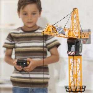 Jucarie Dickie Toys Macara Giant Crane cu telecomanda [4]