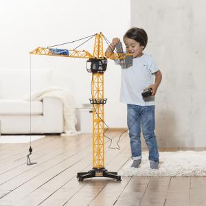 Jucarie Dickie Toys Macara Giant Crane cu telecomanda [1]