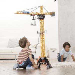 Jucarie Dickie Toys Macara Mega Crane cu telecomanda [5]