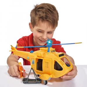 Jucarie Simba Elicopter Fireman Sam Wallaby 2 cu figurine si accesorii9