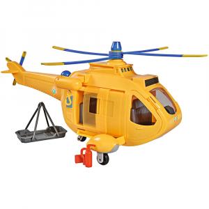 Jucarie Simba Elicopter Fireman Sam Wallaby 2 cu figurine si accesorii6