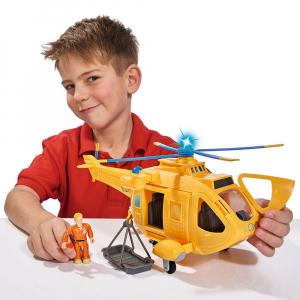 Jucarie Simba Elicopter Fireman Sam Wallaby 2 cu figurine si accesorii8