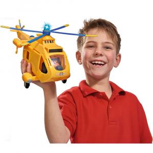 Jucarie Simba Elicopter Fireman Sam Wallaby 2 cu figurine si accesorii7