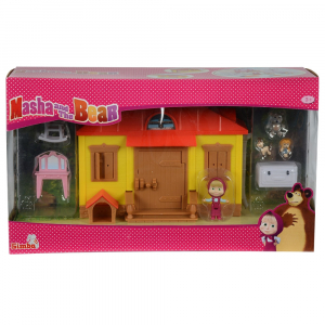 Jucarie Simba Masha and the Bear Masha's House [6]