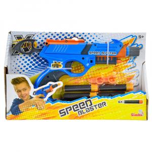 Jucarie Simba Pistol X-Power Speed Blaster cu 6 proiectile [2]