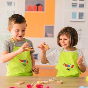 Jucarie Smoby Aparat pentru preparare biscuiti Chef Easy Biscuits Factory cu accesorii [9]
