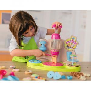 Jucarie Smoby Aparat pentru preparare biscuiti Chef Easy Biscuits Factory cu accesorii [3]