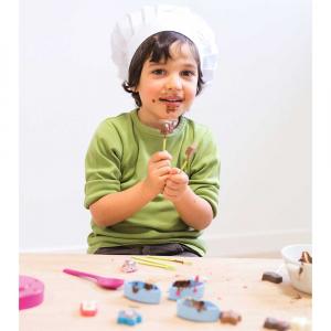 Jucarie Smoby Aparat pentru preparare ciocolata Chef cu accesorii [8]