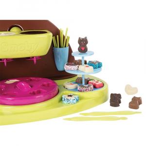 Jucarie Smoby Aparat pentru preparare ciocolata Chef cu accesorii [9]