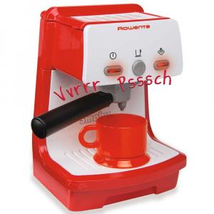 Jucarie Smoby Espressor Rowenta rosu0