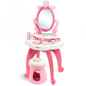 Jucarie Smoby Masuta de machiaj Disney Princess 2 in 1 cu accesorii [0]