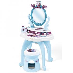 Jucarie Smoby Masuta de machiaj Frozen 2 2 in 1 cu accesorii0