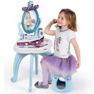 Jucarie Smoby Masuta de machiaj Frozen 2 2 in 1 cu accesorii4