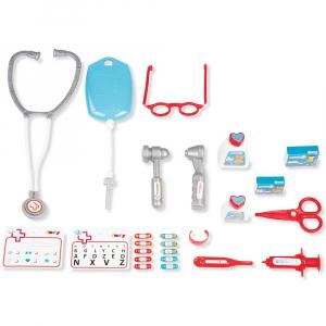 Jucarie Smoby Set doctor cu carucior1