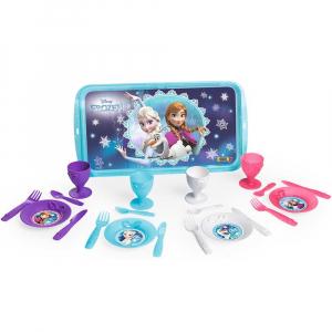 Jucarie Smoby Tava Frozen cu 21 accesorii [1]