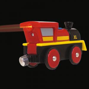 Locomotiva din lemn Eichhorn XL3