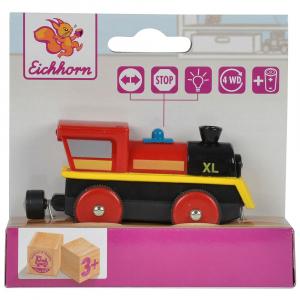 Locomotiva din lemn Eichhorn XL4