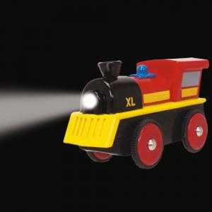 Locomotiva din lemn Eichhorn XL2