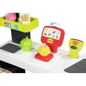Magazin pentru copii Smoby Maxi Market cu accesorii5
