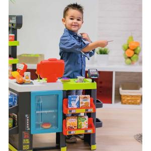Magazin pentru copii Smoby Maxi Market cu accesorii8