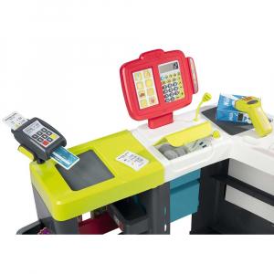 Magazin pentru copii Smoby Maxi Market cu accesorii2