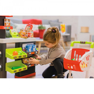 Magazin pentru copii Smoby Super Market cu accesorii [8]