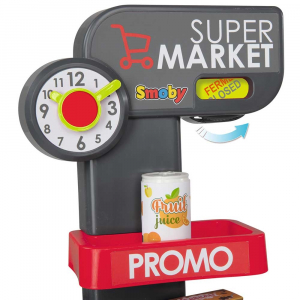 Magazin pentru copii Smoby Super Market cu accesorii [5]