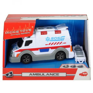 Masina ambulanta Dickie Toys Ambulance SOS 03 [3]