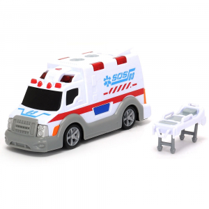 Masina ambulanta Dickie Toys Ambulance SOS 03 [0]